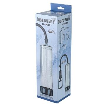 Прозрачная вакуумная помпа Discovery Light Boarder