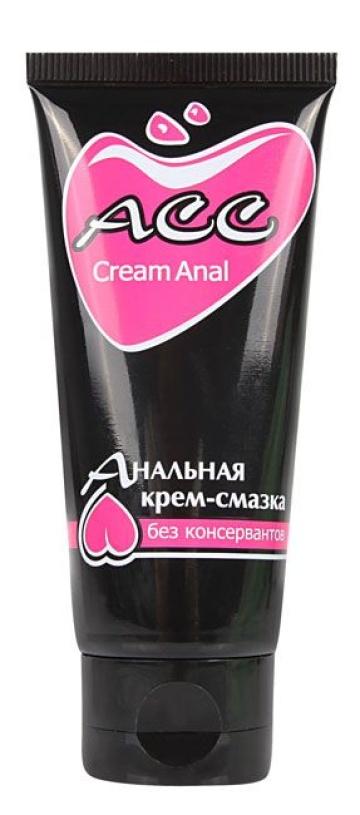 Анальная крем-смазка Creamanal АСС - 50 гр.