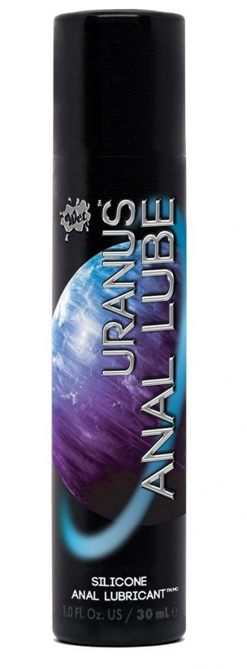 Анальный лубрикант на силиконовой основе Wet Uranus - 30 мл.