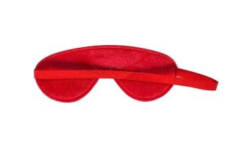 Красная маска Shy