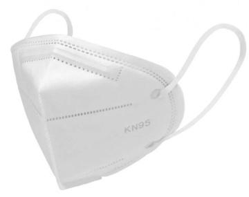 Медицинский респиратор KN95 (FFP2) без клапана