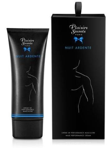 Возбуждающий крем для мужчин Nuit Ardente Creme Performante Plaisirs Secrets - 60 мл.