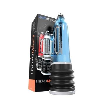 Синяя гидропомпа HydroMAX7